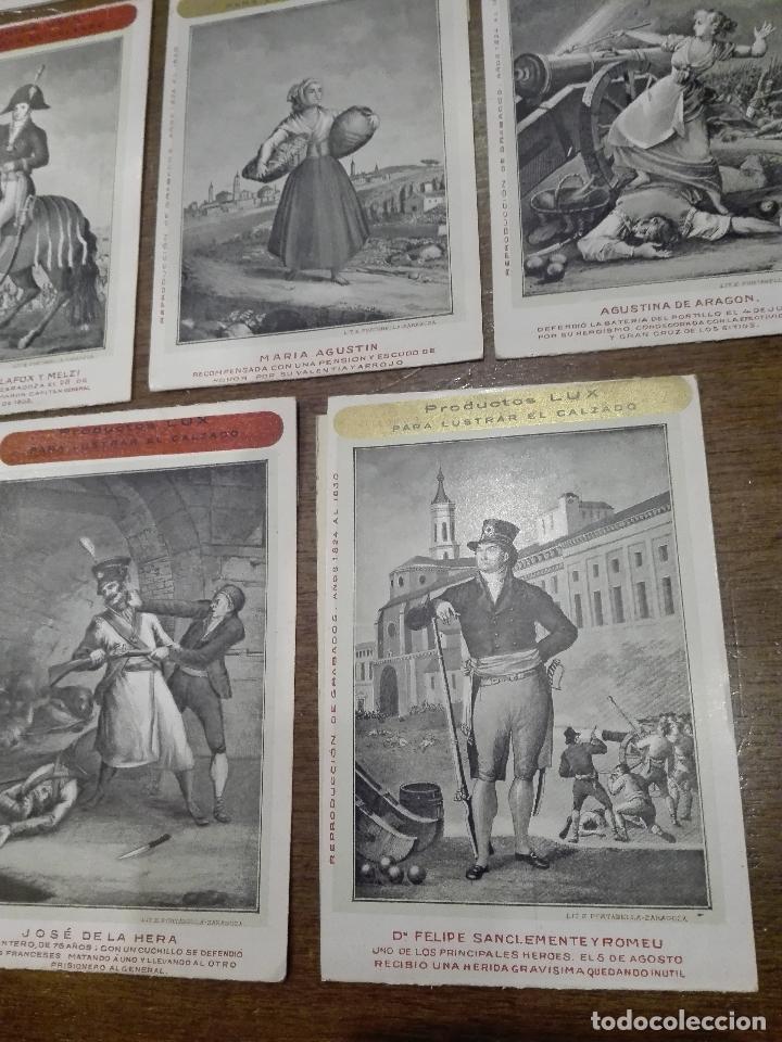Postales: BONITA COLECCIÓN DE 7 POSTALES CON REPRODUCCIÓN DE GRABADOS DE LOS AÑOS 1824 AL 1830 - - Foto 5 - 73532655