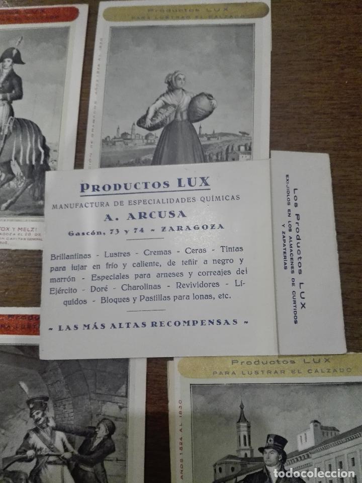 Postales: BONITA COLECCIÓN DE 7 POSTALES CON REPRODUCCIÓN DE GRABADOS DE LOS AÑOS 1824 AL 1830 - - Foto 6 - 73532655