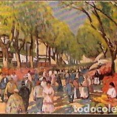 Postales: ANTIGUA POSTAL Nº 2 CATALUÑA ARTISTICA BARCELONA RAMBLA DE LAS FLORES EDITOR FENIX COMP. Lote 74137303