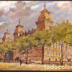 Postcards - ANTIGUA POSTAL Nº 33 CATALUÑA ARTISTICA PALACIO DE JUSTICIA EDITOR FENIX COMP - 74139055