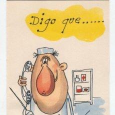 Postales: ANTIGUO DIPTICO SIN ESCRIBIR DE GILA (MEDIDAS: 21 CM DE ALTO POR 10 DE ANCHO). Lote 75025719