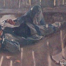Cartes Postales: POSTAL LA SIESTA - J.M LOPEZ MEZQUITA - MUSEO BARCELONA - NUM 354 VICTORIA - COLL SALIETI. Lote 78901781