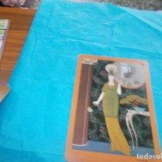Postales: PPOSTAL CARTON MIDE 21X15 GEORGE BARBIER SHEHERAZADE. Lote 79574193
