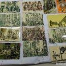 Postales: COLECCION 12 TARJETAS POSTALES LOTERIA NACIONAL, SERIE B GRABADOS SIGLOS XVIII Y XIX. SIN CIRCULAR. Lote 84065688