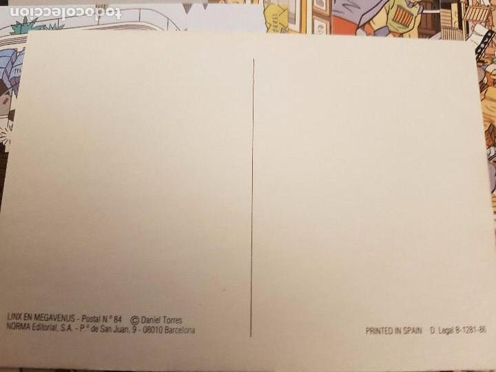 Postales: EL MISTERIO DE SUSURRO 6 POSTALES SERIE COMPLETA DANIEL TORRES - Foto 2 - 87460876