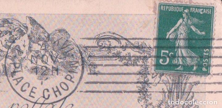 Postales: POSTAL BAUDOUIN PINX - SIMONET SCULP - LES CHEFS-D CEUVRE DE L ART- 16 SERIE - 182 - CIRCULADA - Foto 3 - 90801460