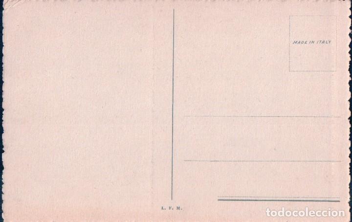 Postales: POSTAL DIBUJO FLOR - L.F.M - Foto 2 - 92221735