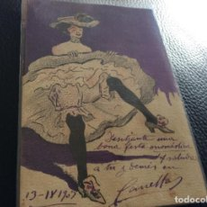 Postcards - Postal modernista 1905 - 94311550