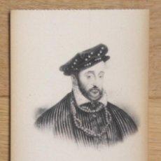 Postales: HENRI II DE FRANCIA. Lote 97978815