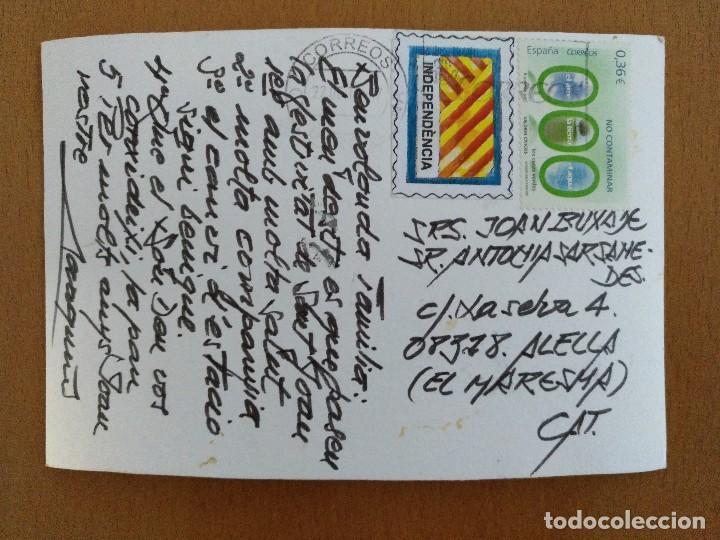 Postales: POSTAL DIBUJO ORIGINAL DE KIM 15,5 X 10,5 CM (APROX) - Foto 2 - 108971799