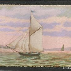 Postales: POSTAL ANTIGUA - DIBUJO ORIGINAL A MANO - VER FOTOS - (52.597) . Lote 119124675