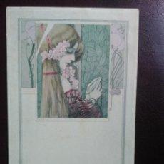 Postales: M.M. VIENNE. NR 127. SIN DIVIDIR. SIN CIRCULAR.. Lote 127511743