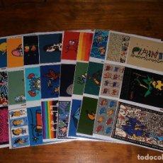 Postales: COLECCION DE 54 POSTALES DE KUKUXUMUSU. Lote 130697869