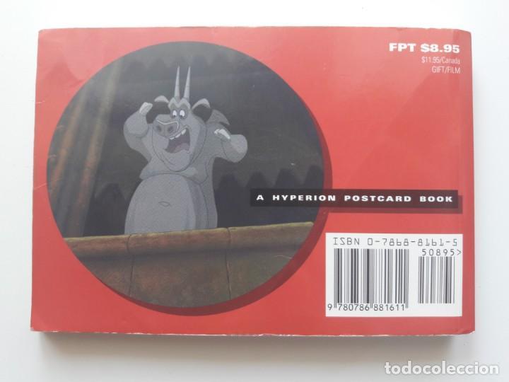 Postales: El Jorobado de Notre Dame. Disney. Libro de 30 postales. The Hunchback of Notre Dame. - Foto 2 - 130976028