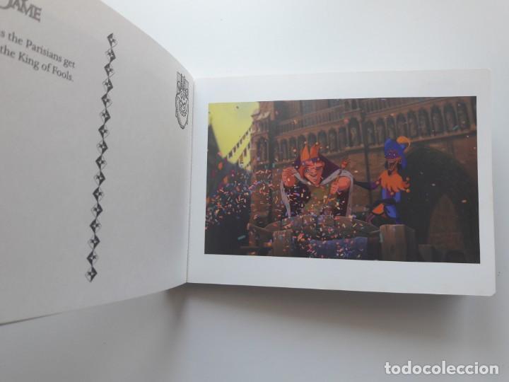 Postales: El Jorobado de Notre Dame. Disney. Libro de 30 postales. The Hunchback of Notre Dame. - Foto 3 - 130976028