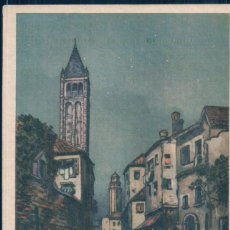 Postales: POSTAL DIBUJO ILUSTRADO - LOUISE DAUPHIN - EDITIONS EK & CIA - PARIS SERIE 1995. Lote 131699122