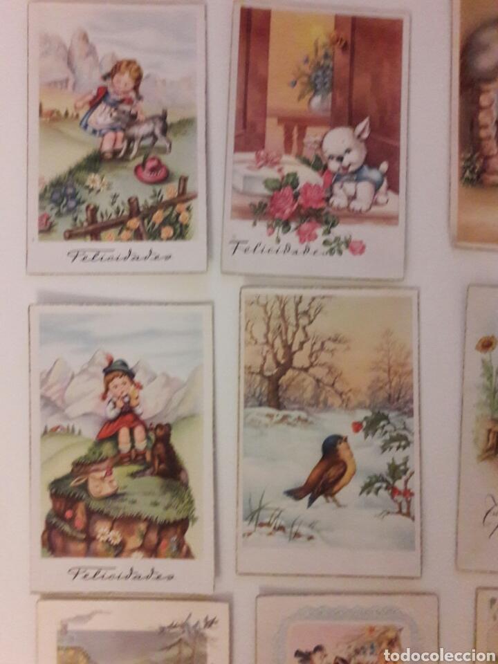 Postales: 21 postales CYZ la mayoria años 50 de diferentes diseños. - Foto 2 - 141906813