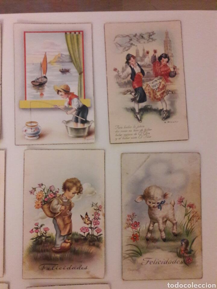 Postales: 21 postales CYZ la mayoria años 50 de diferentes diseños. - Foto 4 - 141906813