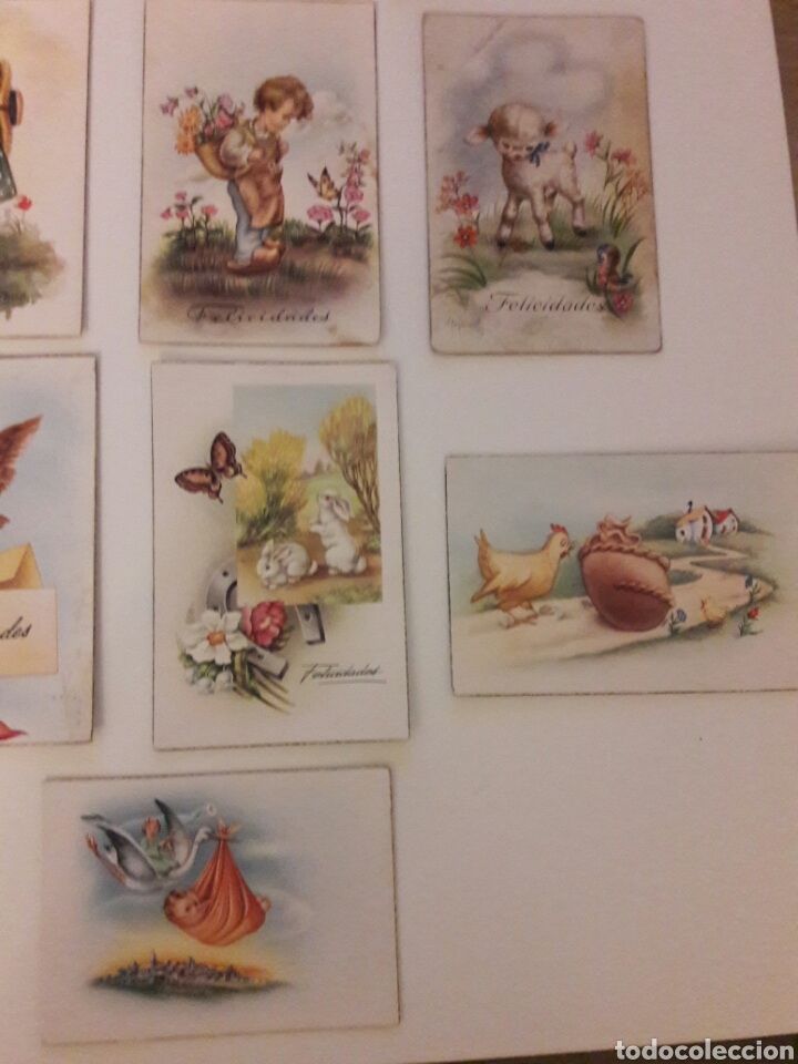 Postales: 21 postales CYZ la mayoria años 50 de diferentes diseños. - Foto 5 - 141906813