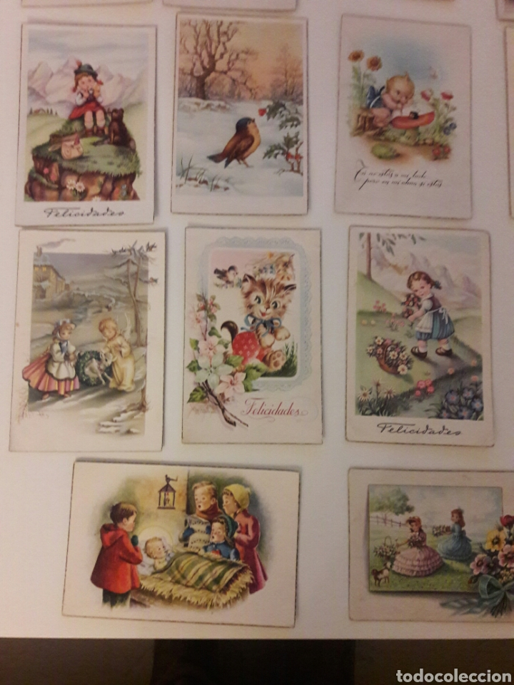 Postales: 21 postales CYZ la mayoria años 50 de diferentes diseños. - Foto 6 - 141906813