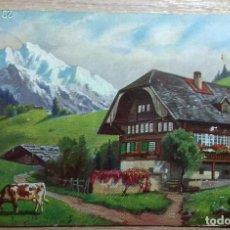 Postales: POSTAL DE 1912 DIRIGIDA A LA CONOCIDA EMMA BOUHON NEVES. Lote 143348530