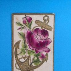 Postales: CARTA POSTAL CON DEDICATORIA DE 1913. Lote 143387816