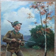 Postales: POSTAL DE 1908. Lote 143544558