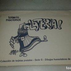 Postales: POSTALES FORGES COLECCIÓN COMPLETA. Lote 145512210