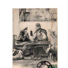 Postales: EL CONSEJERO DE BARRIO – BLANCO Y NEGRO REVISTA ILUSTRADA. Lote 148439450