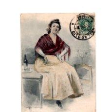 Postkarten - MANZANILLA – BLANCO Y NEGRO REVISTA ILUSTRADA - 148439782