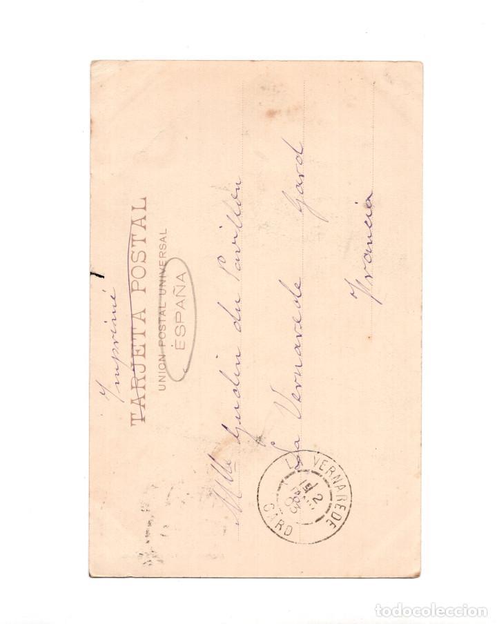 Postales: MANZANILLA – BLANCO Y NEGRO REVISTA ILUSTRADA - Foto 2 - 148439782