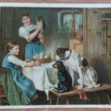 Postales: POSTAL DE 1907. Lote 149944322