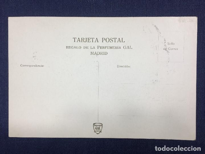 Postales: tarjeta postal nº 20 a color la mujer española granada federico ribas - Foto 2 - 153014286