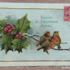 Postales: POSTAL DE 1901. Lote 153972710