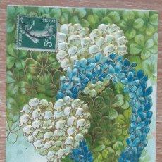 Postales: POSTAL DE 1901. Lote 153972934