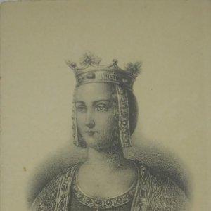 Isabelle de Jainaut. Fille de Baudoin. Comte de Hainaut. 239