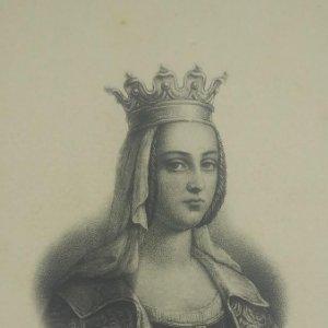 Hildegarde. Postal antigua. 231