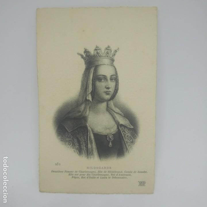 Hildegarde. Postal antigua. 231 - 154133938
