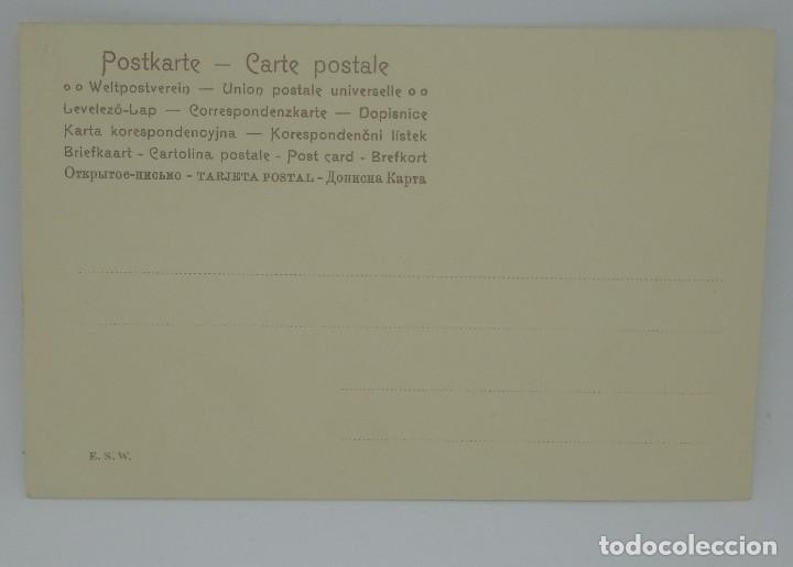 Postales: Postal antigua. Joyas - Foto 3 - 155642322