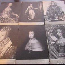 Postales: LOTE: 6 POSTALES CIRCULADAS DE UN LABORATORIO FARMACEUTICO BELGA, DESTINADO A UN DOCTOR, AÑO 1960. . Lote 155966614