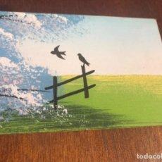 Postales: PINTADO A MANO. Lote 156723558