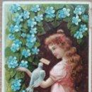 Postales: POSTAL DE 1907. Lote 162513390