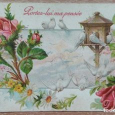Postales: POSTAL DE 1906. Lote 162513722