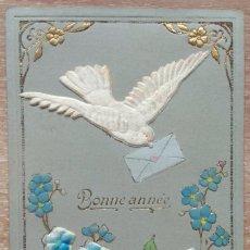 Postales: POSTAL DE 1907. Lote 162514030