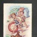 Postales: POSTAL CIRCULADA - DIBUJO - EDITA BARCO 2100/E . Lote 167124168