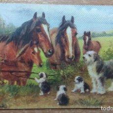 Postales: POSTAL DE 1920 DIRIGIDA A LA CONOCIDA EMMA BOUHON NEVES. Lote 168697080