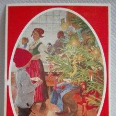 Postales: CARL LARSSON , IMPRESA EN SUECIA AÑOS 80. Lote 171635760