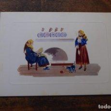 Postales: ESCENA POPULAR DE GRECIA. Lote 171654698