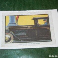 Postales: REPRODUCCION FAVINI 2005 NUM.132 - CEREGUMIL ARTS I OFICIS EL XOFER. Lote 174010042
