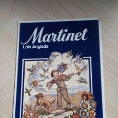 Postales: MARTINET. LOLA ANGLADA. FUNDACIÓ JAUME I. PREMIS BALDIRI REIXAC. 1996.. Lote 174245408